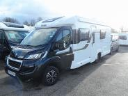 Elddis EVOLUTION 185 2019 4 berth Motorhome Thumbnail