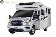 Bailey ADAMO 75-4I 2021 4 berth Motorhome Thumbnail
