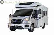 Bailey ADAMO 75-4DL 2021 8 berth Motorhome Thumbnail