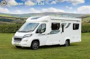 Elddis Chatsworth 155 2020 4 berth Motorhome Thumbnail