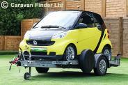 Smart Fortwo & Trailer 2008 2 berth Motorhome Thumbnail