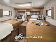 Swift Escape 684 2021 4 berth Motorhome Thumbnail