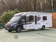 Swift Kon-tiki Sport Lounge 584 Automatic 2021 4 berth Motorhome Thumbnail