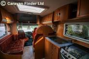 Lunar Roadstar 786HD 2007 4 berth Motorhome Thumbnail