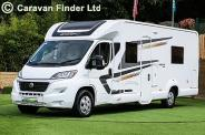 Swift Escape 675 2020 4 berth Motorhome Thumbnail
