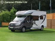 Chausson Welcome 510 2016 4 berth Motorhome Thumbnail