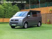 Vw Transporter T5 Camper Van 2014 2 berth Motorhome Thumbnail