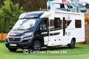 Bessacarr 560 Lounge 2019 4 berth Motorhome Thumbnail