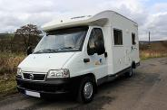 Chausson Welcome 55 2004 4 berth Motorhome Thumbnail