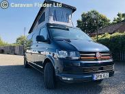 Vw Transporter T30 Highline Camper 2019 4 berth Motorhome Thumbnail
