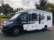 Swift Kon Tiki Sport 560 2021 Model 2020 4 berth Motorhome Thumbnail