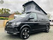 Vw T28 Highline Camper 2018 4 berth Motorhome Thumbnail