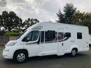 Swift Escape 694 2021 model  2021 4 berth Motorhome Thumbnail