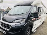 Swift Bolero 714 SB 2016 4 berth Motorhome Thumbnail