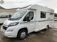 Bailey Advance 662 2018 2 berth Motorhome Thumbnail