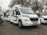 Swift Escape 674 2017 5 berth Motorhome Thumbnail