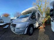 Autotrail Frontier Cherokee 2012 4 berth Motorhome Thumbnail