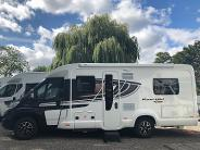 Swift Kontiki Sport 560 2020 4 berth Motorhome Thumbnail