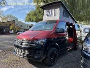 Vw Transporter T6 Campervan  2016 4 berth Motorhome Thumbnail