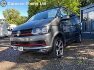 Vw Transporter T28 Highline Camper 2018 4 berth Motorhome Thumbnail