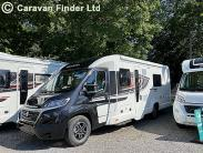Swift kon Tiki Sport 584 2020 4 berth Motorhome Thumbnail