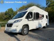 Swift Escape 674 2021 6 berth Motorhome Thumbnail