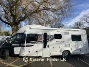 Swift Kon Tiki Sport 596 2021 6 berth Motorhome Thumbnail