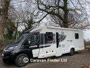 Swift Kon Tiki Sport 599 2021 4 berth Motorhome Thumbnail
