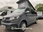 Vw Campaway Platinum Vista Camper  2021 4 berth Motorhome Thumbnail