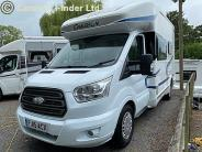 Chausson 510 Flash 2015 4 berth Motorhome Thumbnail