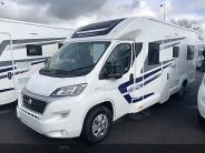Swift ESCAPE 674 2020 4 berth Motorhome Thumbnail