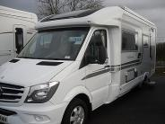 Autosleeper WINCHCOMBE 2014 2 berth Motorhome Thumbnail