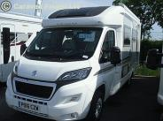 Autosleeper Broadway EB 2016 4 berth Motorhome Thumbnail