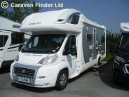 Swift KON-TIKI 645 2008 4 berth Motorhome Thumbnail